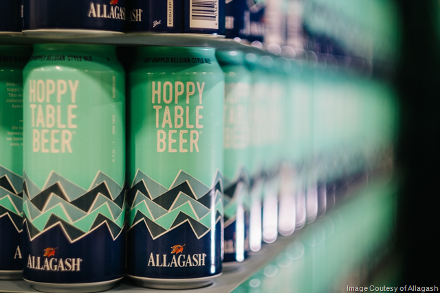Allagash Adding Hoppy Table Beer 16oz Cans