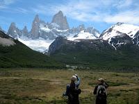 Fitz Roy Range, Parque Nacional Los Glaciares (Patagonia clothing logo inspiration)