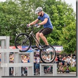 BIkeWise 2016 - 3 Sixty Stunts
