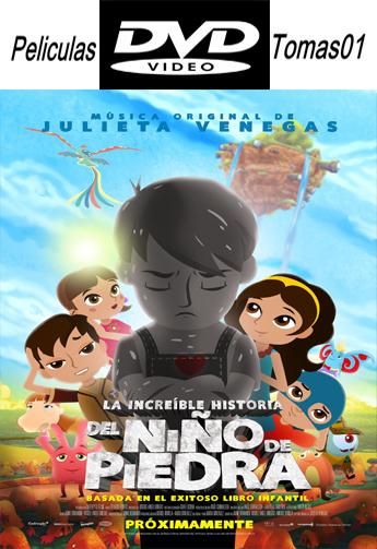 La increíble Historia del Niño de Piedra (2015) DVDRip