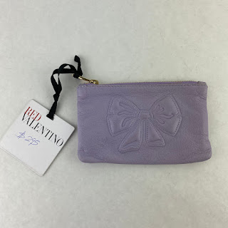 Red Valentino Lavender Pouch