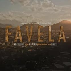 Capa Favela – MC Cabelinho e Filipe Ret