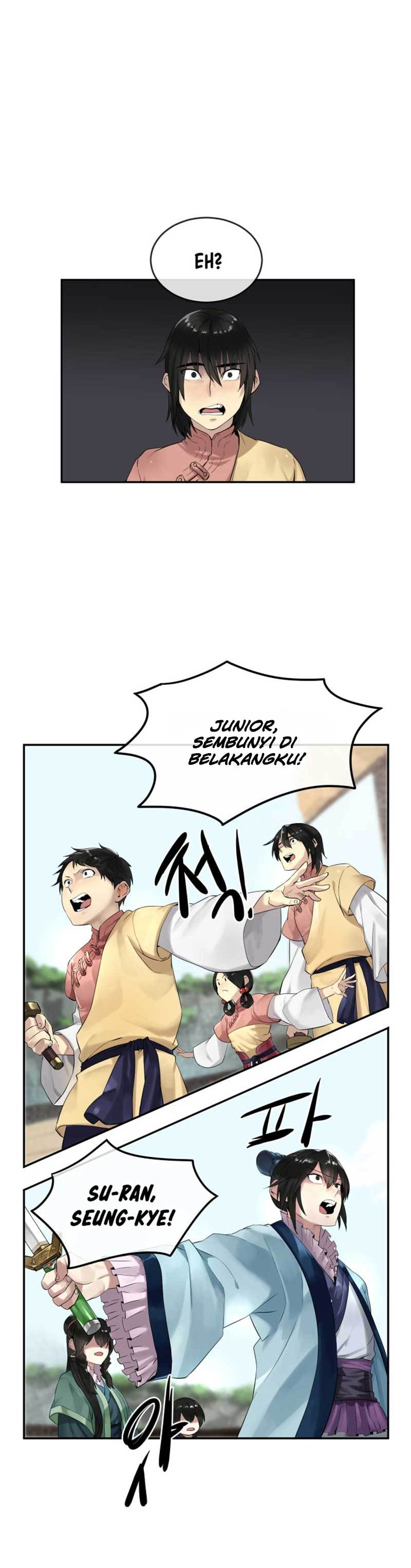 Volcanic Age Chapter 19