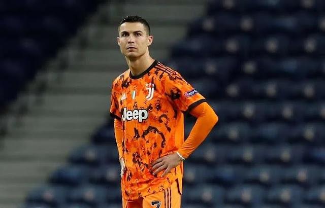 7 Statistik Kekalahan Juventus di Tangan FC Porto.