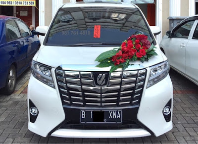 rental mobil mewah di Bandung