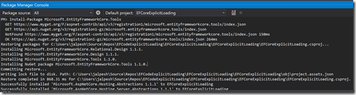 entity-framework-core-migration-console-application