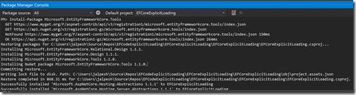 entity-framework-core-migration-console-application