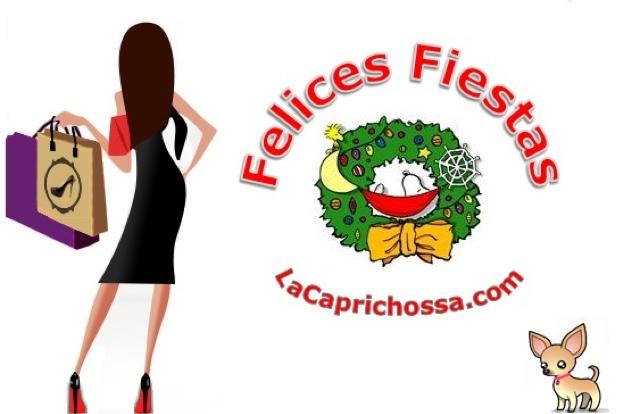 felices fiestas, feliz navidad, lacaprichossa.com