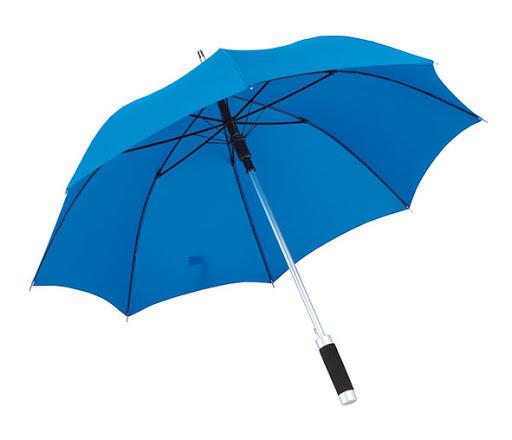 Automatic Stick Umbrella in Blue