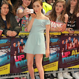 OIC - ENTSIMAGES.COM - Louisa Connolly - Burnham at the UK premiere of Up All Night at at Vue Leicester Square London 10th May 2015  Photo Mobis Photos/OIC 0203 174 1069