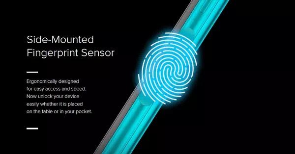 Redmi Note 9 Pro Fingerprint