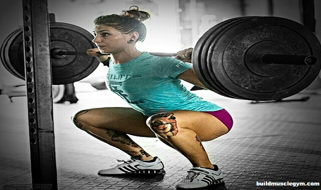 Scientific Reason why Women Need to Go Heavy