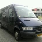 Iveco van Almere-Tours bus 58