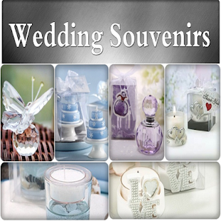 Wedding Souvenirs Ideas Screenshot Thumbnail