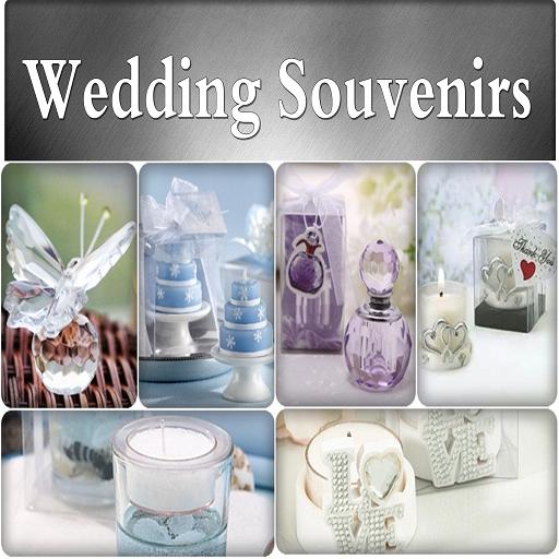 Wedding Souvenirs Ideas Screenshot