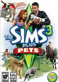 The Sims 3 Plus Pets - Review By Trang Ngo