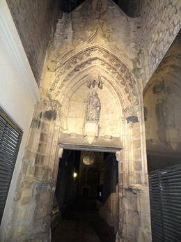 2017.10.22-070 portail d'accès à l'église St-Jacques