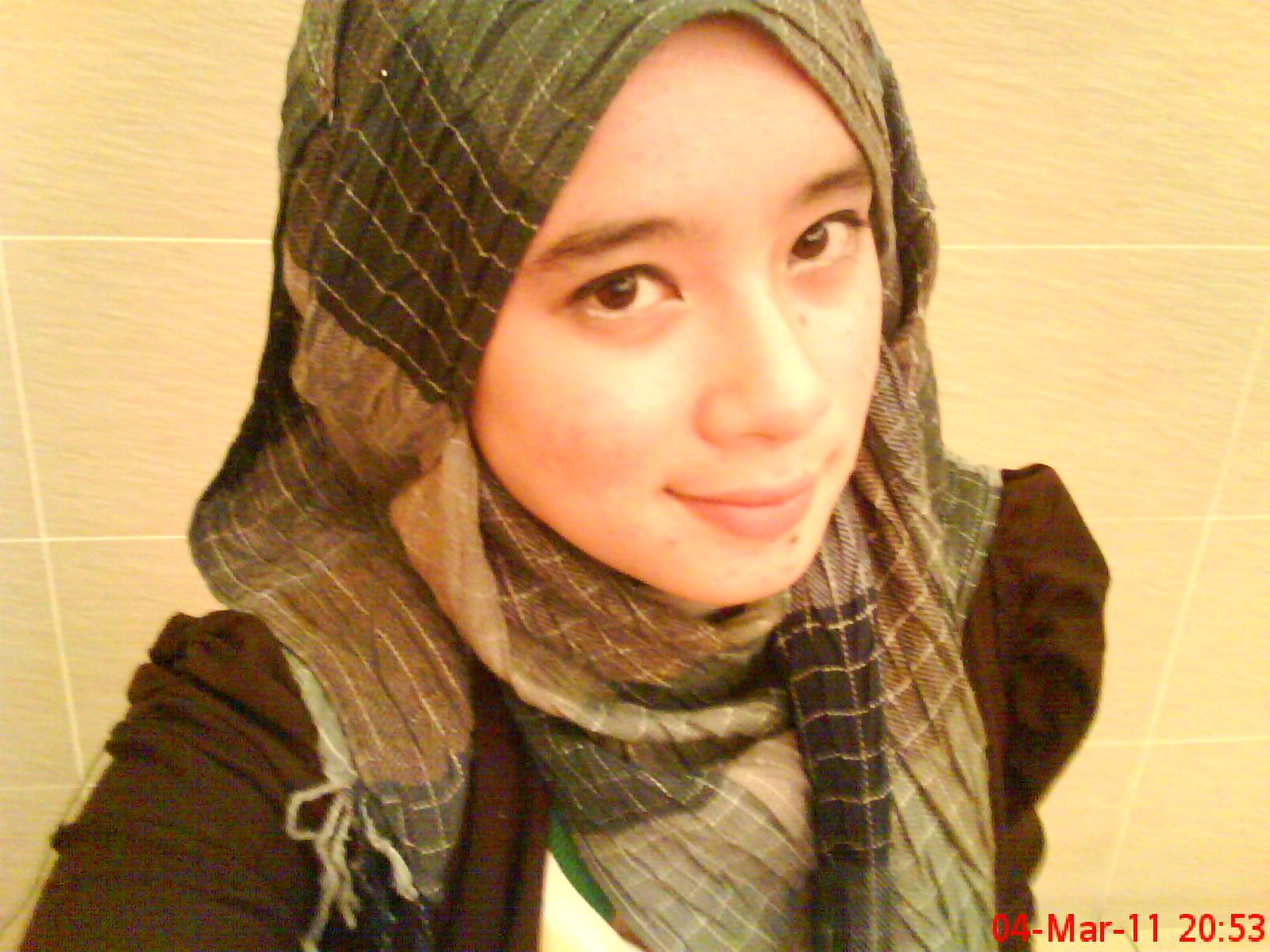 Cik Nathrah Tutorial Hijab Ala Ala Hana Tajima By Me