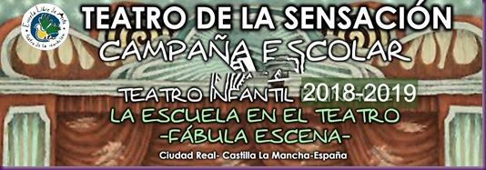 CAMPAÑA ESCOLAR RECORTE 2018-019