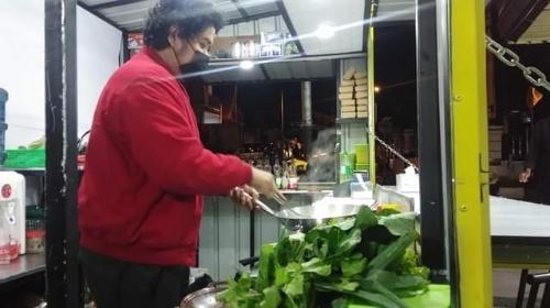 Kafe Kuali Bang Bung ada Sajian Menarik