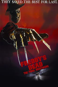 Pesadilla final, la muerte de Freddy - Freddy's Dead: The Final Nightmare (1991)