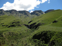 Sani Pass Rd - Drakensburg Mountains, South Africa