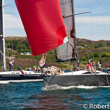 Calves Week -Fastnet Race 2012