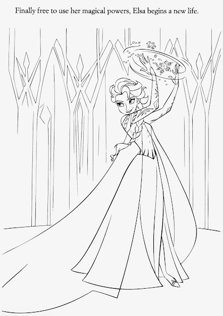 Images About Disney Frozen Elsa Coloring Pages On Pinterest Cartoon Frozen  Coloring Pages And Disney Frozen