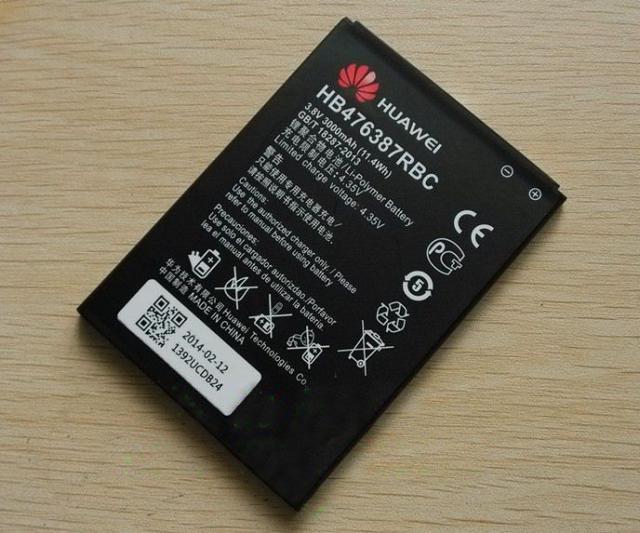 Thay pin Huawei