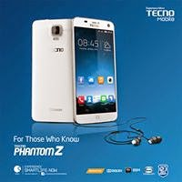 Tecno Phantom Z Full Device Specification