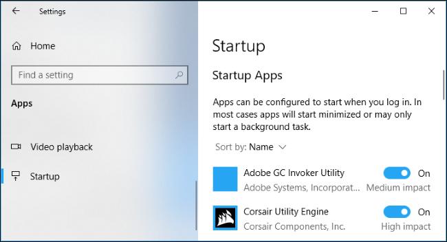 كيفية منع ويندوز 10 من إعادة فتح البرامج والملفات التي كنت تعمل عليها بعد التشغيل