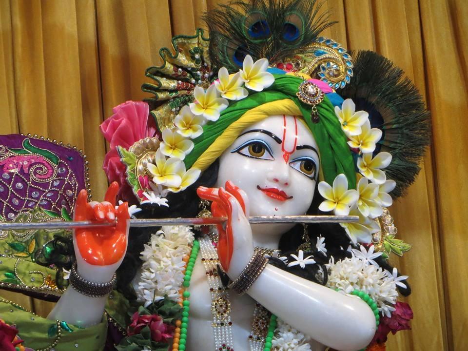 ISKCON Aravade Deity Darshan 07 Mar 2016 (5)
