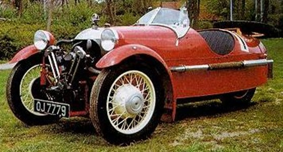 Morgan Super Sport 1931
