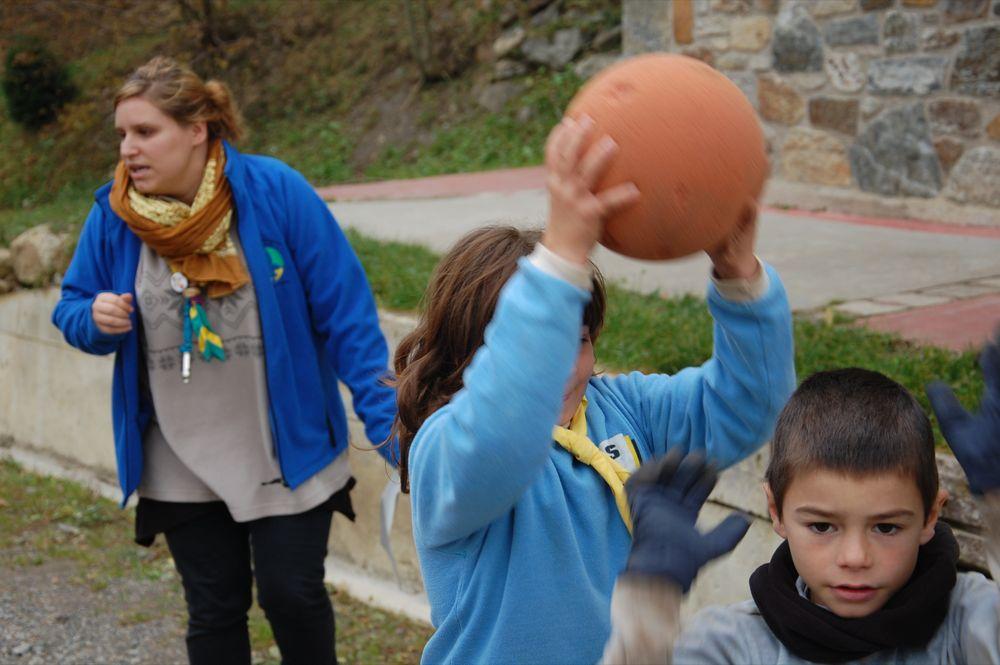 Sortida Castors i Llops a la Roca del Secut 2010 - DSC_0831.JPG