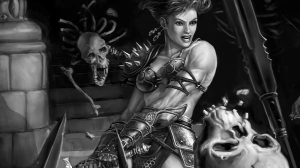 Magick Of Crafty Sorceress, Fantasy Girls 2