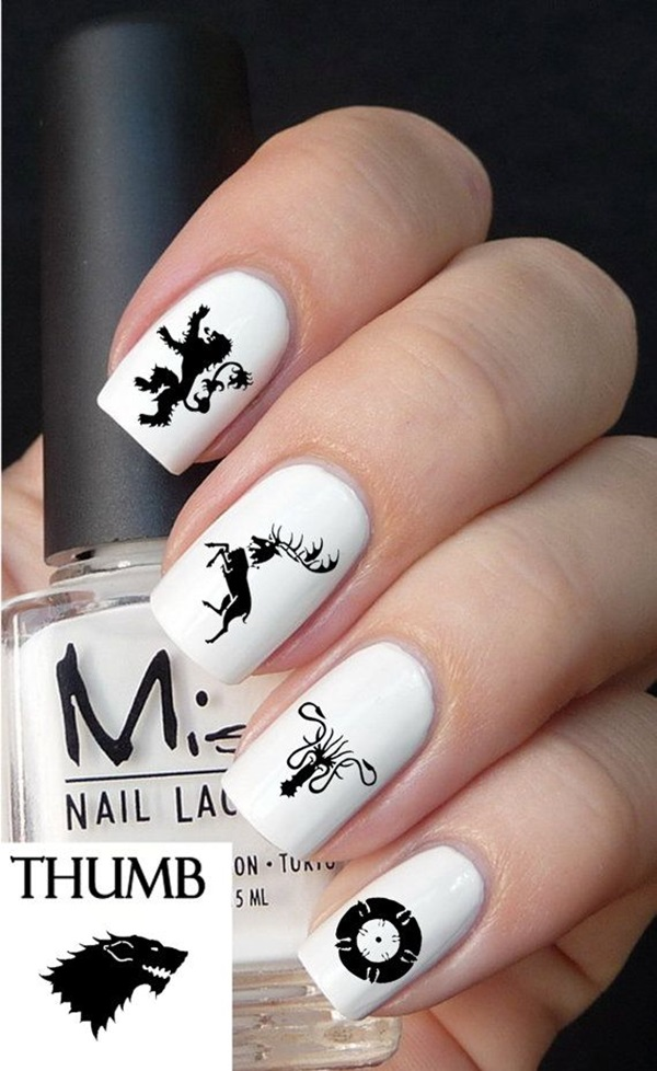 Latest Nail Designs For Short Nails In 2018 2