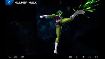 Mulher-Hulk - Guerras Secretas: Força A