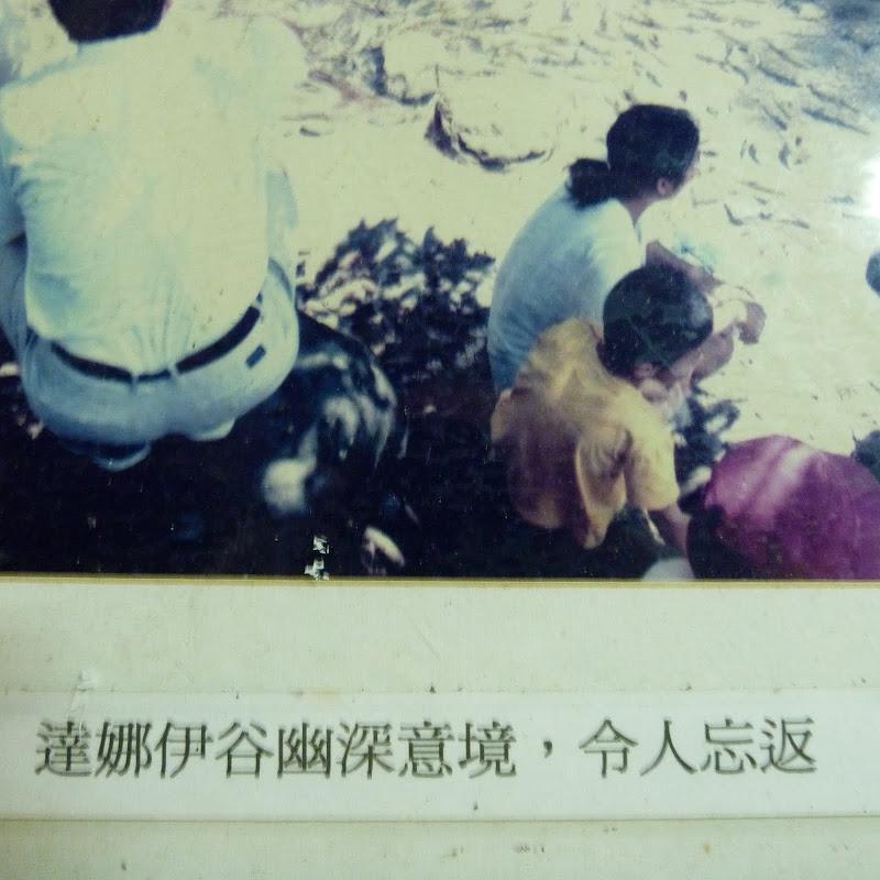 Shanmei, en scooter. J 16 - P1180847.JPG