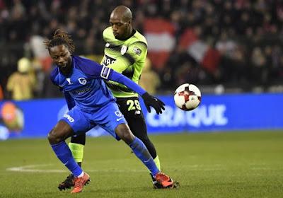 Dieumerci Ndongala satisfait de son match et de celui de Genk