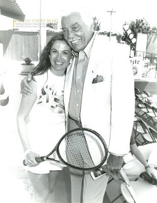 BTSv.01 Alicia & Romero - Benefit for the Make a wish foundation - The Torrance Tennis Club - 198 ©mb ebay