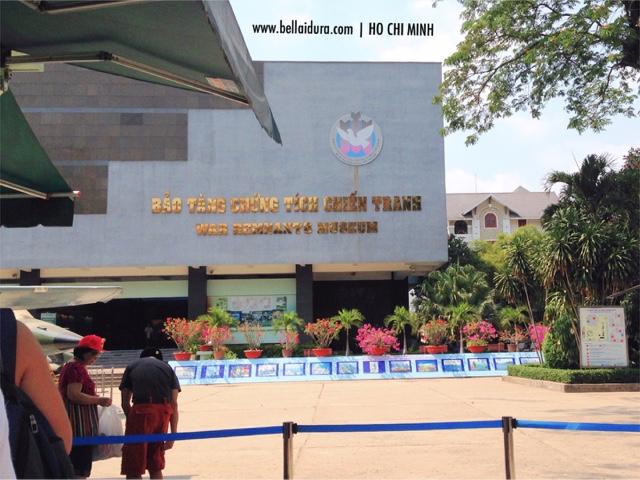 TEMPAT BERSEJARAH HO CHI MINH