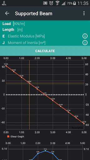 Structural Beam Calculator v5.3.0vc42