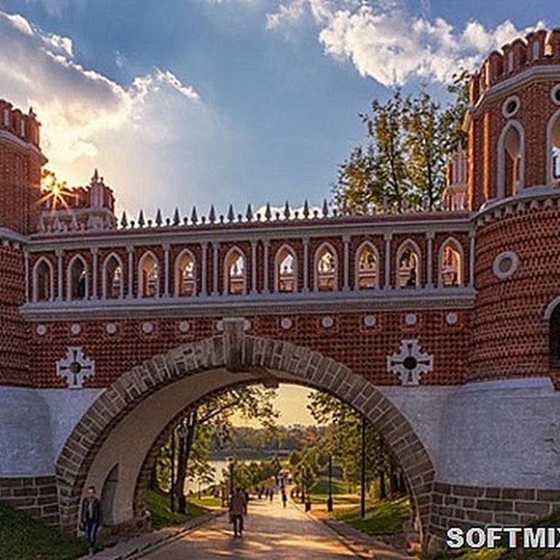 Аномальные зоны в парках Москвы