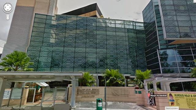 An-Nahdhah Mosque, 9A Bishan Street 14, Singapore 579786