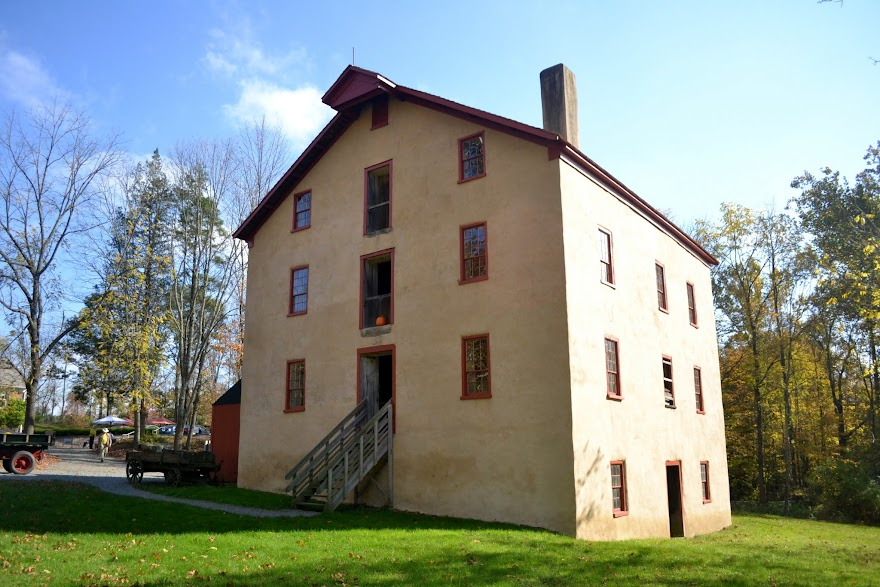 Как делали сидр - Ралсон Сайдер Милл, Нью Джерси (Ralston Cider Mill, NJ)