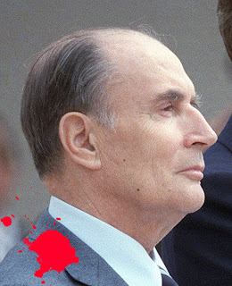 Lionel Jospin contre François Mitterrand
