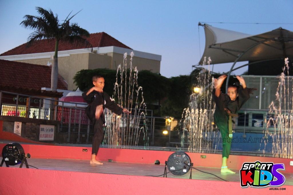 show di nos Reina Infantil di Aruba su carnaval Jaidyleen Tromp den Tang Soo Do - IMG_8615.JPG