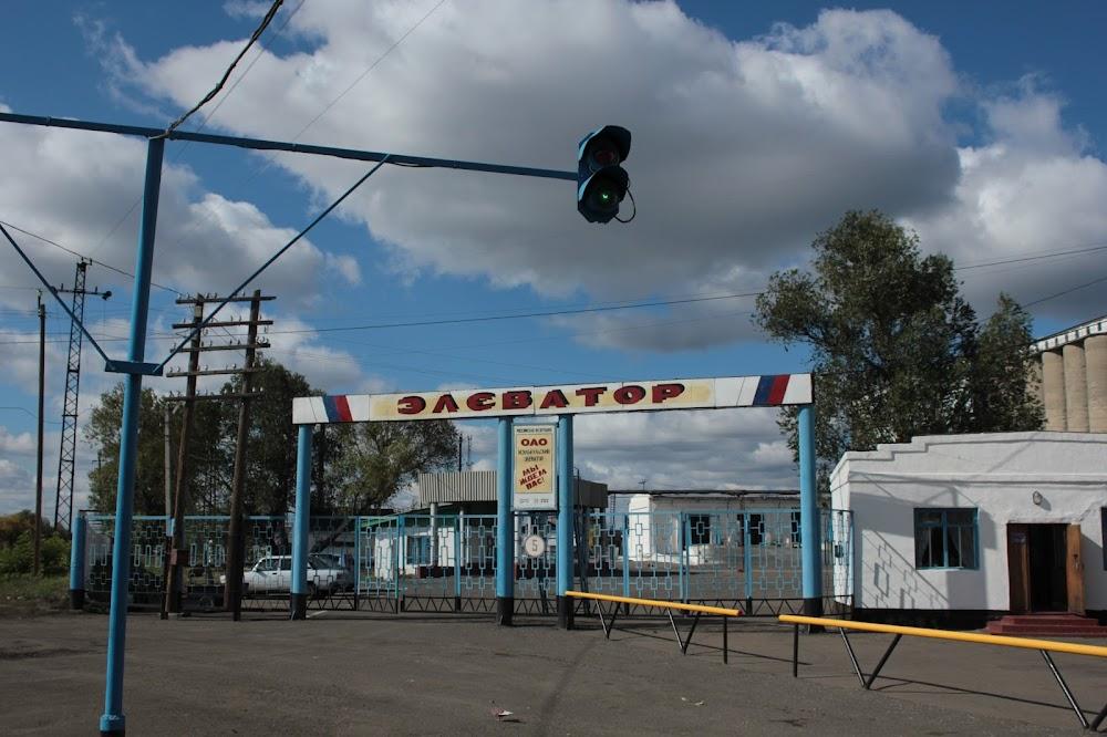 Марьяновский элеватор ролик ленточного транспортера