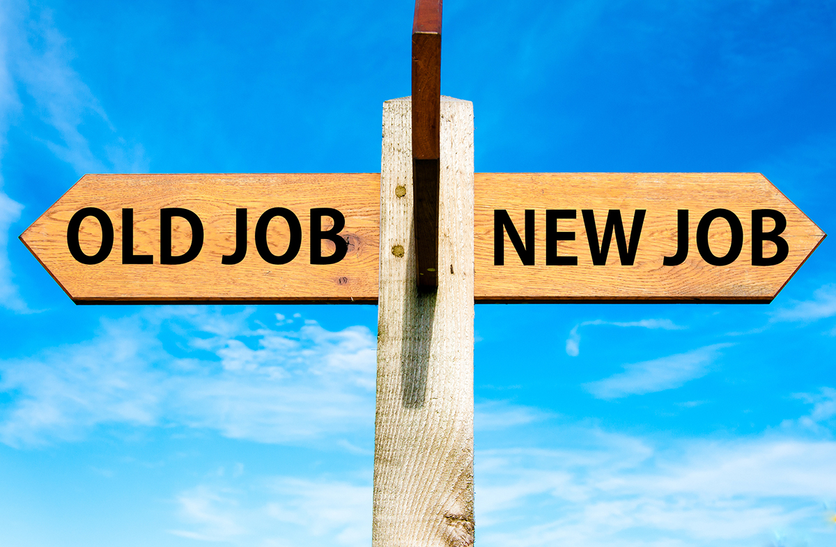 Apprehensive about changing jobs? You are not alone! | PATH4 Group