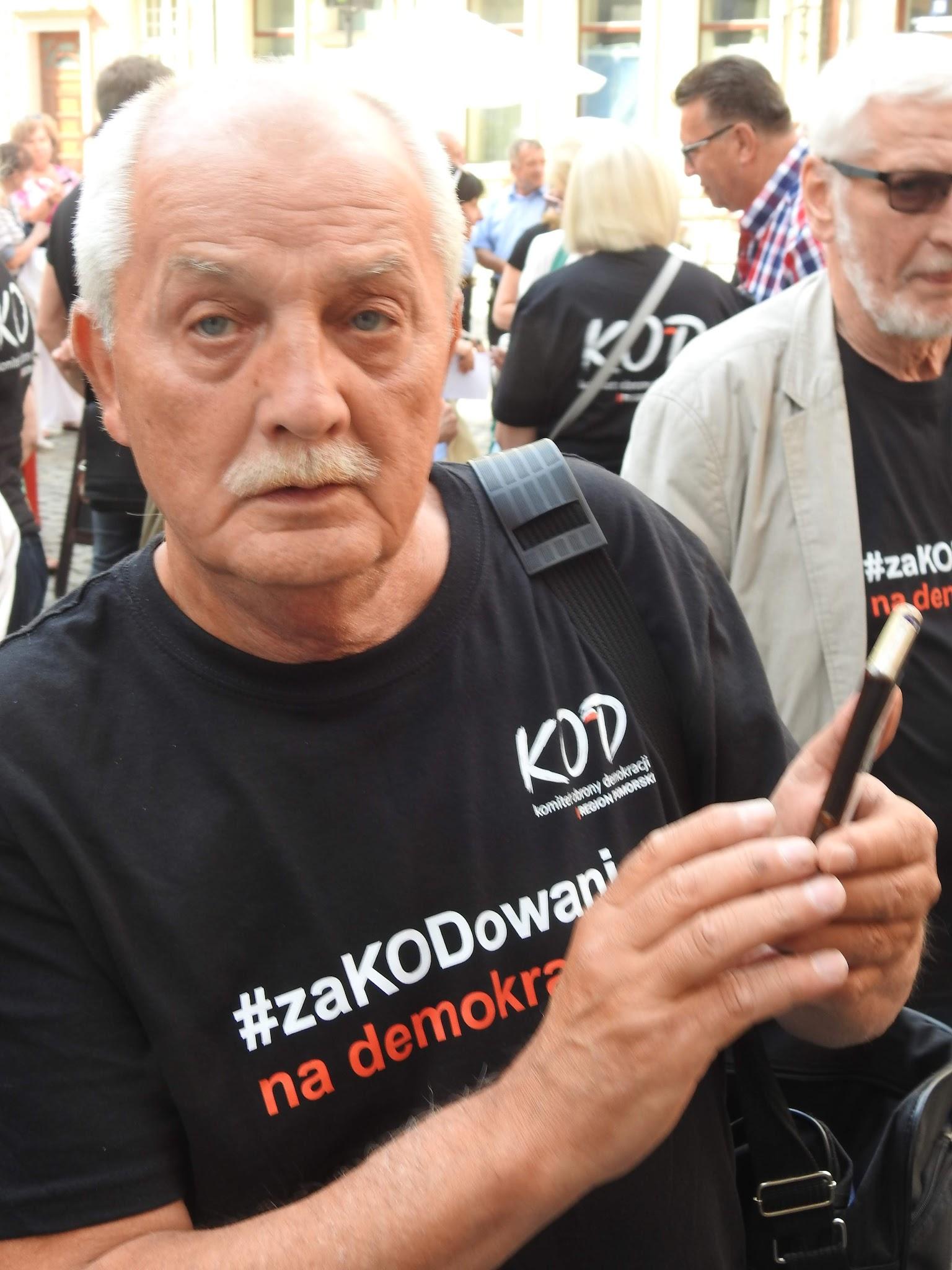 Czarny Protest - Gdańsk - 7 lipca 2016